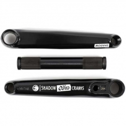 Fit Bikes Indent 2pc 24 bossless cranks