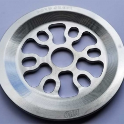 RNC Holy Grail titanium guard sprocket