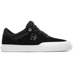 Etnies Marana Vulc shoes - black / white / silver
