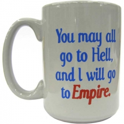 Empire BMX Coffee mug - Hell