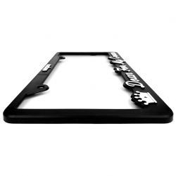 Empire BMX license plate holder