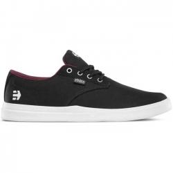 Etnies Jameson SC shoes - blk / wht / burg (Chase Hawk)