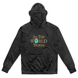 Burn Slow Entertainment As It Burns light hoodie