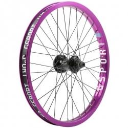 Gsport Elite CSST purple rear wheel