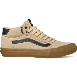 Vans Style 112 Mid Pro shoes - Ty Morrow macadamia / gum