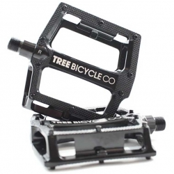 Tree Bicycle Co. AL pedals