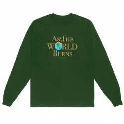 Burn Slow Entertainment longsleeve - As It Burns