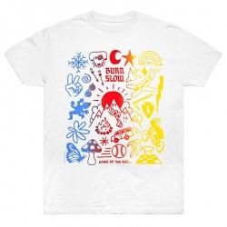Burn Slow Entertainment t-shirt - Last Supper