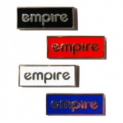 Empire BMX Erode enamel pin