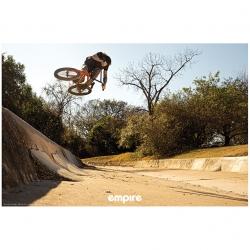 Empire BMX poster - Tom Dugan