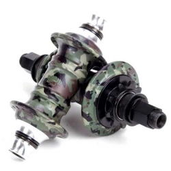 Profile Mini hubset - Green Camo