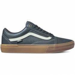 Vans Old Skool Pro BMX shoes - Dennis Enarson olive / gum