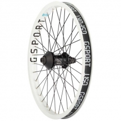 Gsport Elite CSST white rear wheel