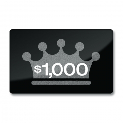 Empire BMX Gift Card $1,000 USD