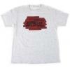 HeyZeus Bootleg NBA T - Houston (red)