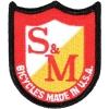 S&M Shield patch
