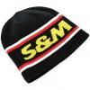 S&M Retro woven beanie