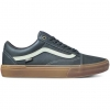 Vans Chukka Low shoes - suede black / white